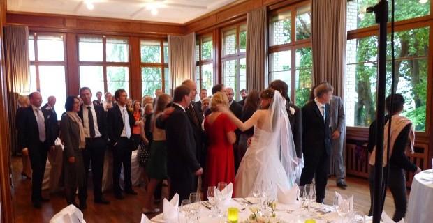 Hochzeitslocation Tipp: Sorell Hotel Zürichberg