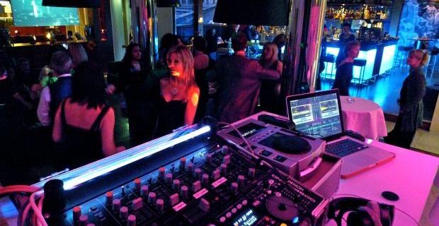 DJ Geburtstagsparty und die Kosten