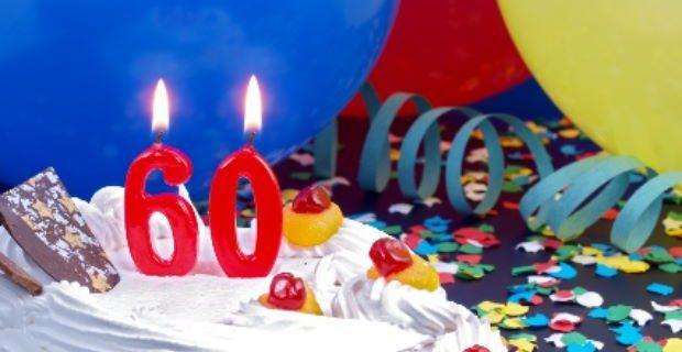 Diskjockey / DJ für 60. Geburtstagsparty