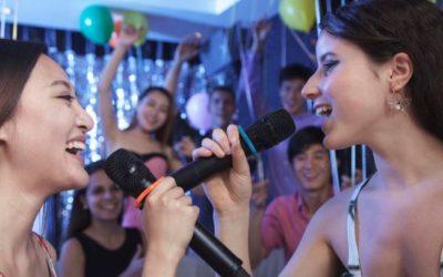 Karaoke Knigge