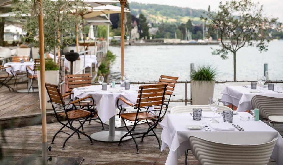 Restaurant Tipp: Hochzeitslocation L'O in Horgen