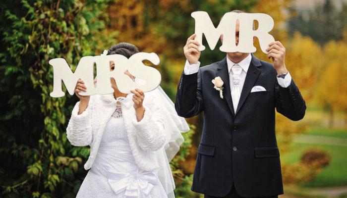 Hochzeitsspiel Ich oder Du
