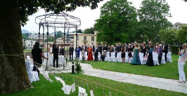 Hochzeits DJ Italien & Tessin
